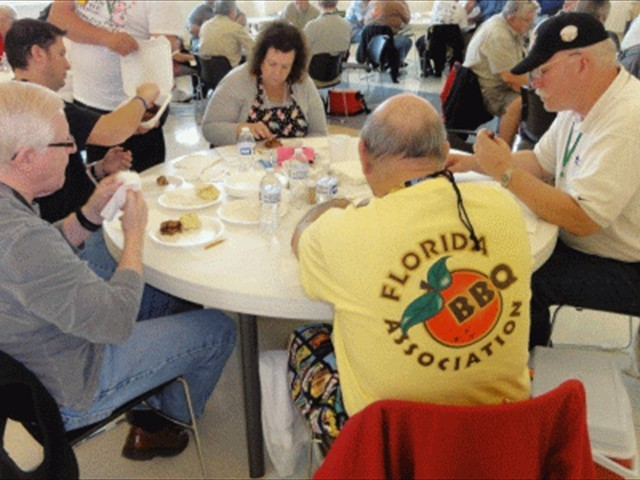 Florida Bar-B-Que Association Judging