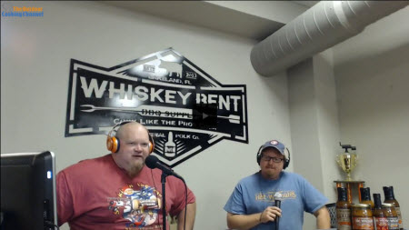Whiskey Bent BBQ In The Pit Radio Show