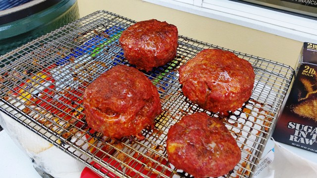 Stuffed Burgers From The Southern Bred Smoker The Bbq