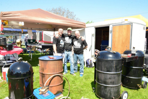 Hatfield and McCoy BBQ Team 2 500