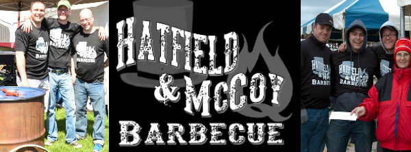 Hatfield and McCoy BBQ Team
