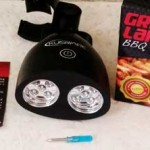 BBQ Grill Light Review and Giveaway