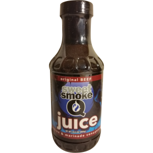 Sweet Smoke Q Beef Juice