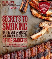 Bill Gillespie BBQ Book