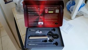 Premiala Stainless Steel Injector