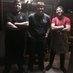 A Fine Swine BBQ Restaurant - Pitmasters Jacob, Garrett and Devin