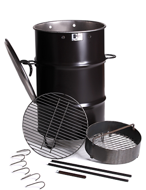 BBQ Buying Guide Pit Barrel Cooker