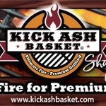 Chad Kick Ash Basket - BBQ Beat - BBQ Podcast