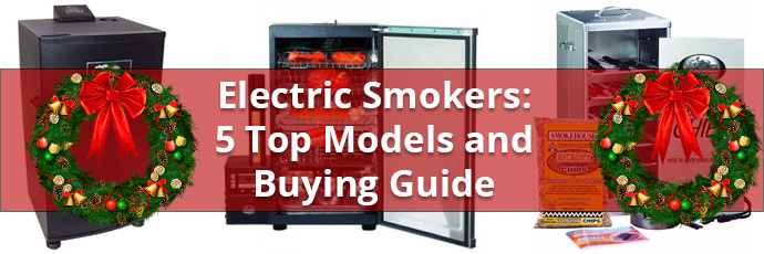 Electric Smokers Buying Guide