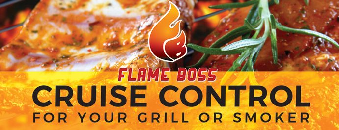 Flame Boss Temperature Controls