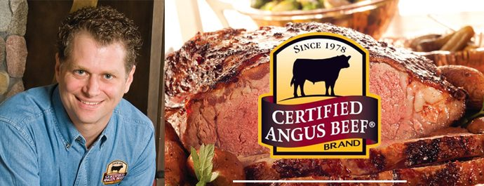Michael Ollier Certified Angus Beef Banner