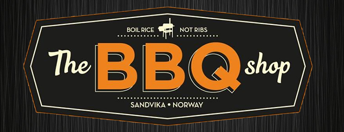 The BBQ Shop Norway Banner