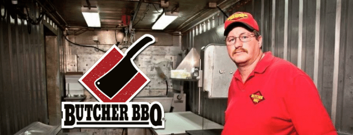 David Bouska of Butcher BBQ