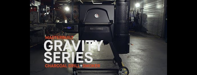 Masterbuilt Gravity Series